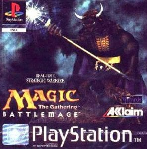 Magic: The Gathering – BattleMage per PlayStation