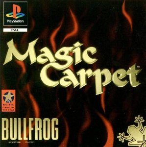 Magic Carpet per PlayStation