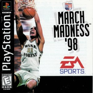March Madness 98 per PlayStation