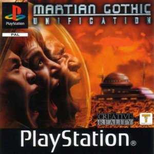 Martian Gothic: Unification per PlayStation