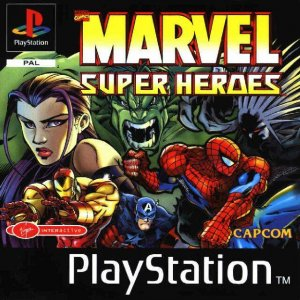Marvel Super Heroes per PlayStation