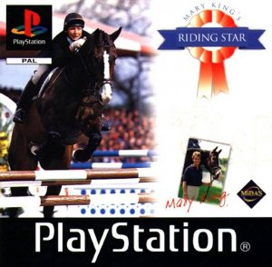 Mary King Riding Star per PlayStation