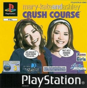 Mary-Kate and Ashley: Crush Course per PlayStation