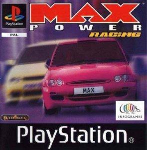 Max Power Racing per PlayStation