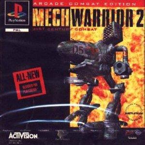 MechWarrior 2 per PlayStation