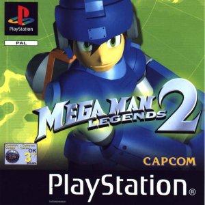 Mega Man Legends 2 per PlayStation