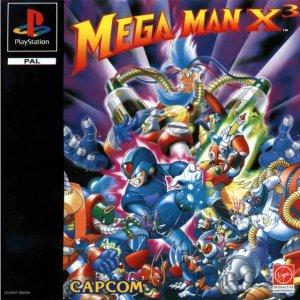 Mega Man X3 per PlayStation