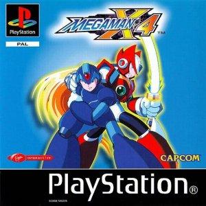Mega Man X4 per PlayStation