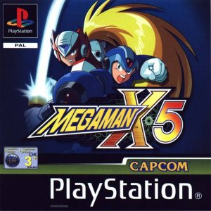 Mega Man X5 per PlayStation
