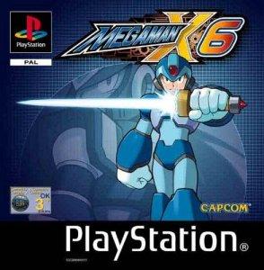 Mega Man X6 per PlayStation