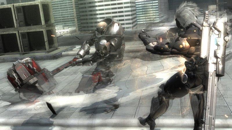 Arriverà a gennaio la demo di Metal Gear Rising: Revengeance