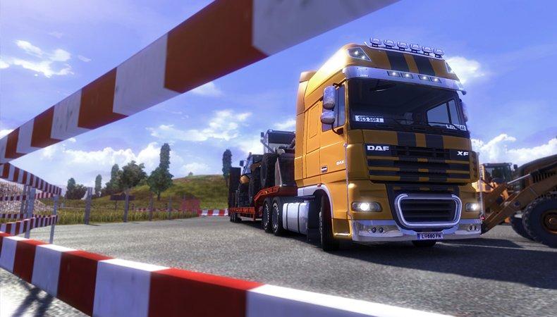 Brexit anche nei videogame, gli sviluppatori di Euro Truck Simulator 2 hanno rimosso l'Inghilterra