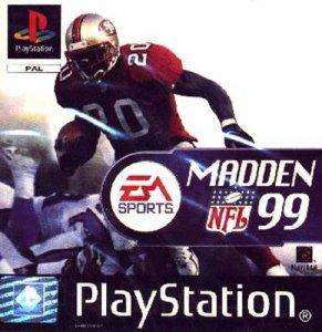 Madden NFL 99 per PlayStation