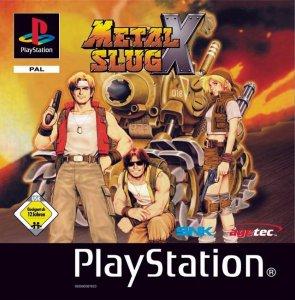 Metal Slug X per PlayStation