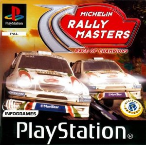Michelin Rally Masters: Race of Champions per PlayStation