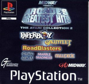 Midway Presents Arcade's Greatest Hits: The Atari Collection 2 per PlayStation