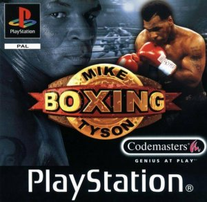 Mike Tyson Boxing per PlayStation