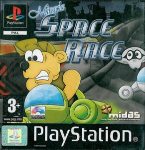 Miracle Space Race per PlayStation