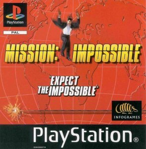 Mission: Impossible per PlayStation