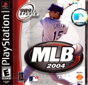 MLB 2004 per PlayStation