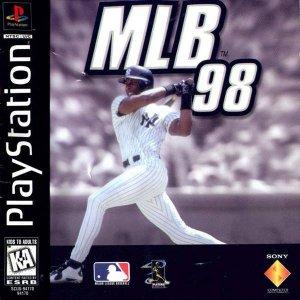 MLB '98 per PlayStation