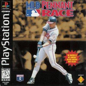 MLB Pennant Race per PlayStation