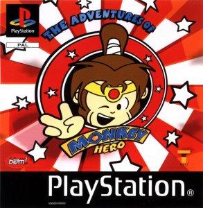 Monkey Hero per PlayStation