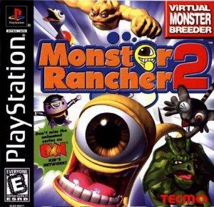 Monster Rancher 2 per PlayStation