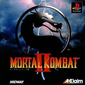 Mortal Kombat II per PlayStation