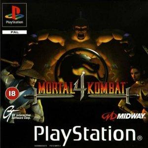 Mortal Kombat 4 per PlayStation