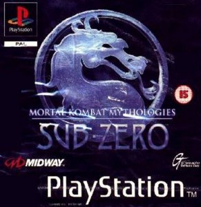 Mortal Kombat Mythologies: Sub-Zero per PlayStation
