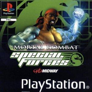 Mortal Kombat Special Forces per PlayStation
