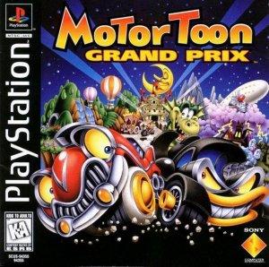 Motor Toon Grand Prix per PlayStation