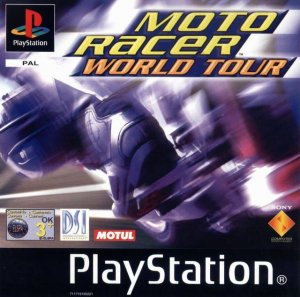 Moto Racer 3: World Tour per PlayStation