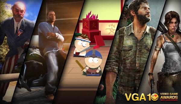 Video Game Awards 10