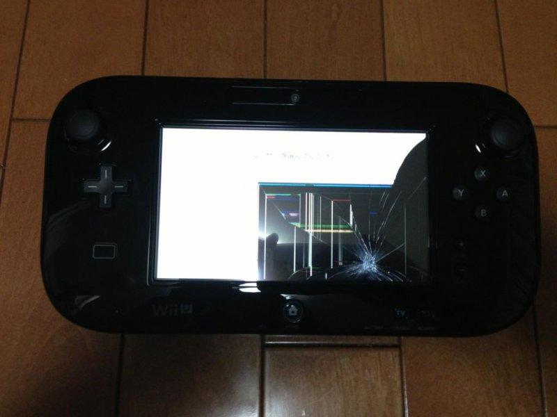 [aggiornamento] Il GamePad di Wii U: fragile o robusto?