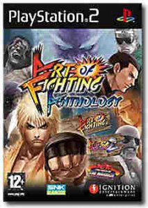 Art of Fighting Anthology per PlayStation 2