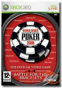 World Series of Poker 2008: Battle For The Bracelets per Xbox 360