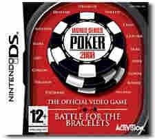 World Series of Poker 2008: Battle For The Bracelets per Nintendo DS