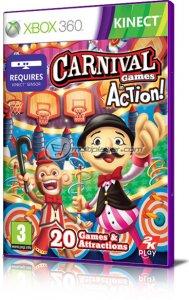 Carnival: in Azione! per Xbox 360
