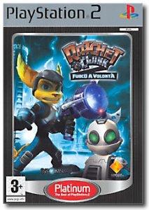 Ratchet & Clank 2: Fuoco a Volontà per PlayStation 2