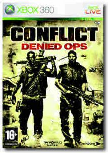 Conflict: Denied Ops per Xbox 360