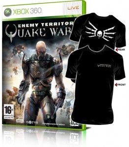 Enemy Territory: Quake Wars per Xbox 360