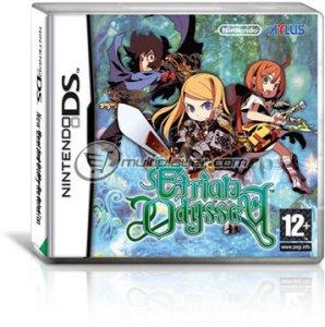 Etrian Odyssey per Nintendo DS