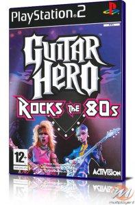 Guitar Hero II: Rocks the 80s per PlayStation 2