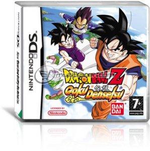Dragon Ball Z: Goku Densetsu per Nintendo DS