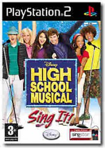 High School Musical: Sing It! per PlayStation 2