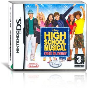 High School Musical: Tutti in Scena! per Nintendo DS