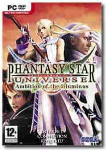 Phantasy Star Universe: Ambition of the Illuminus per PC Windows