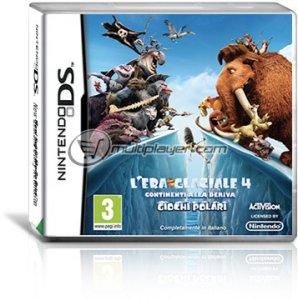 L'Era Glaciale 4: Continenti alla Deriva - Giochi Polari per Nintendo DS